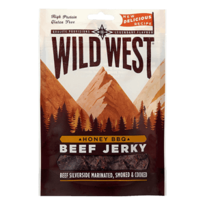 Wild West Beef Jerky Honey & BBQ kaufen