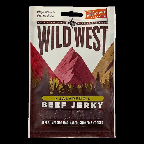 Wild West Beef Jerky Jalapeno kaufen