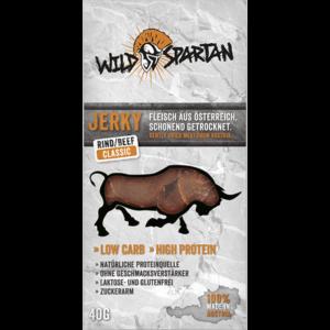 Wild Spartan Beef Jerky Classic