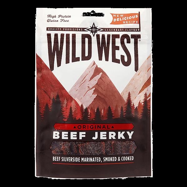 Wild West Beef Jerky Original kaufen