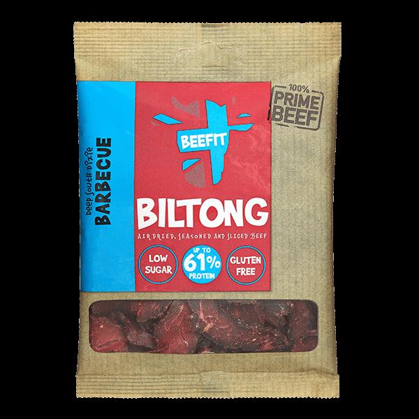 Beefit BBQ Biltong
