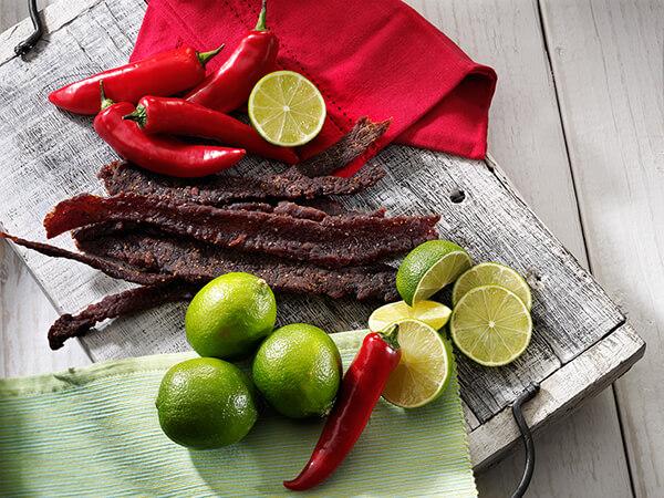 Wild West Deli Beef Jerky Chilli & Lime