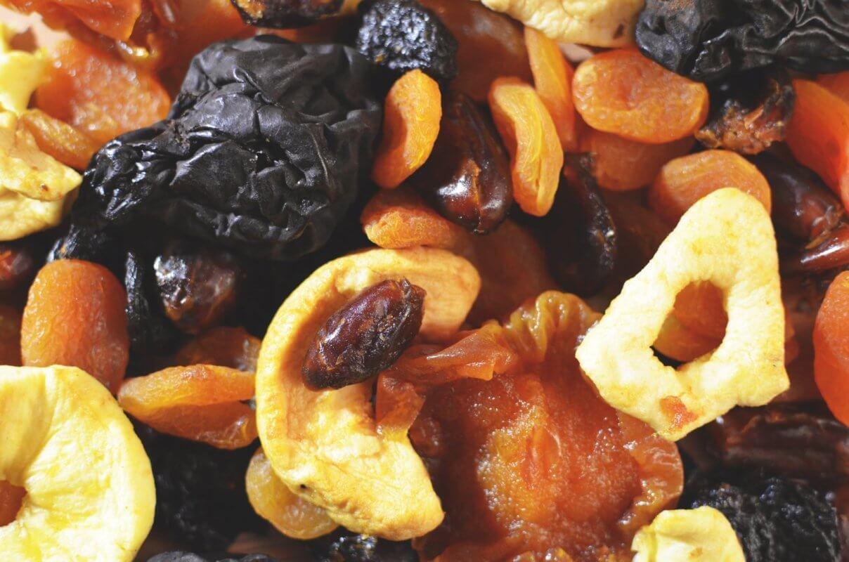 Trockenfrüchte (Fruit Jerky)