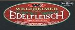 Welzheimer Edelfleisch Logo